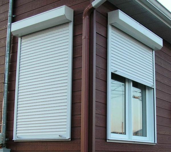 Quality Automatic Intelligent Aluminum Garage Roller Shutter Door (Garage window) for sale