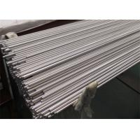 China Pickled / Annealed Polished Stainless Steel Tubing Customized Length TP247H Grade wholesale