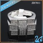 China hip hop bling jewelry wholesale on sale