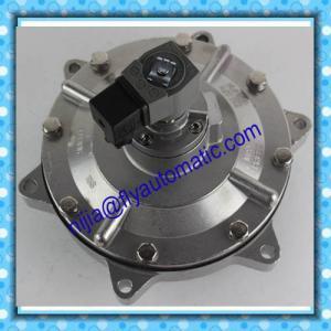 China DIN43650A 3 inch Diaphragm PulseValve CA76MM 010-305 DC24V wholesale