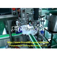 China E Liquid Bottle Electronic Cigarettes 3 In 1 Filling Machine Fully Automatic wholesale