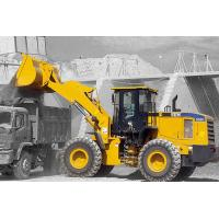 China SEM658C Wheel loader C-series wheel loader 5ton Heavy work conditions wholesale