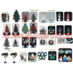 China USB Christmas gift light tree - Xmas Multi-colored LED wholesale