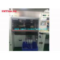 China SAMSUNG SM482 High - Speed PCB Pick And Place Machine With Suction Position Automatic Alignment Function wholesale