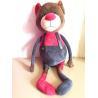 China New Christmas gift Plush talking hamster stuffed animals toy custom plush toy wholesale