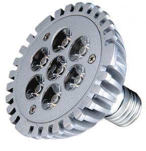 China Energy Saving 7W E27 AC85 - 265V 6000 - 6500K Pure White LED Ceiling Spot Light Fixtures wholesale