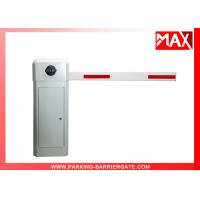 Buy cheap Inverter Barrier Motor 0.9s / 6s High Speed Automatic Parking Barrier from wholesalers