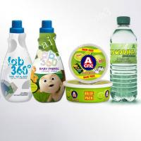 China Waterproof Non Adhesive Pvc Shrink Sleeve Labels For Plastic Bottles wholesale