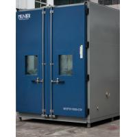 China Compact Walk In Test Chamber , Controlled Environment Chamber For Full Size Solar Panels wholesale
