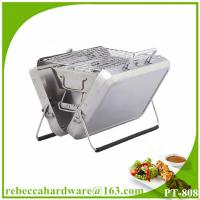 China Charcoal BBQ grills stainless steel picnic outdoor stove wholesale