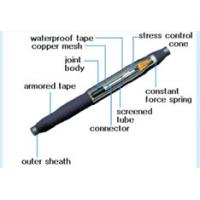 Buy cheap 15KV Cold Shrink Outdoor Cable Jointing Kit Cooper Grid For Connection from wholesalers