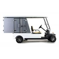 China Aluminum Seal Type Electric Car Golf Cart Carryall with Custom Utility Box wholesale