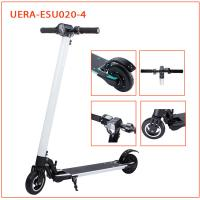 China 24V 6.6AH Motorized Kick Scooter Foldable Electric Scooter With LED Display wholesale