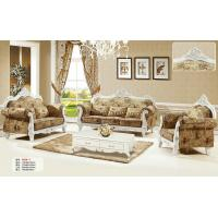 Quality 162 wooden carved Luxury home furniture genuine leather sofa set. 1+2+3 seater for sale