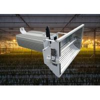 China Aluminum Hood Greenhouse Grow Lights With 1000 Watts Double - Ended HPS Lamp wholesale