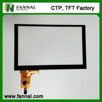 China Cypress Controller IC 5 inch Projected Capacitive Touch Screen Lcd Panel wholesale