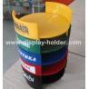 China Colorful Acrylic Plastic Wine Coaster Holder wholesale