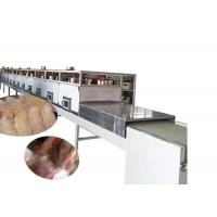 Buy cheap Easy Operate Meat Microwave Thawing Machine from wholesalers