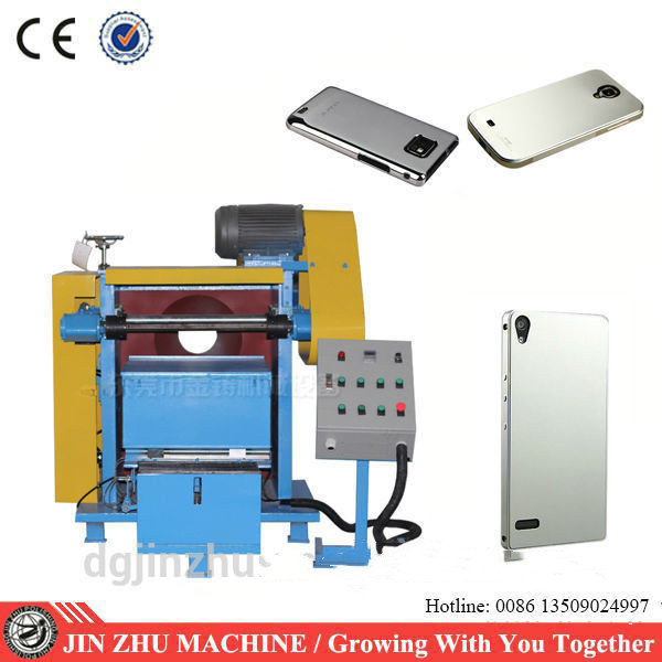 Quality Phone Case Metal Buffing Machine , Polisher Buffer Machine Easy Installation for sale