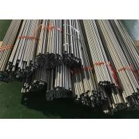 NS3304 Hastelloy Alloy Cold Rolled Strip Heat Treatment For Aggressive Chemicals