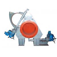 China Carbon Steel Goggle Valve / Manual Isolation Valve For Gas Isolation on sale