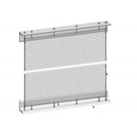 China Installation System Metal Mesh Drapery Spraying Coated Surface Treatment wholesale