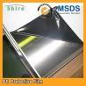 China Fita de aço inoxidável do polietileno da película protetora do PE da folha com colagem de borracha wholesale