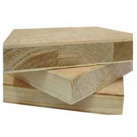 China Standard Size 4*8 Paulownia Core 25mm Blockboard For Furniture Decoration wholesale