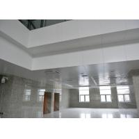 China Fire & Water proof Square Clip In Ceiling Tiles with Powder Coated wholesale