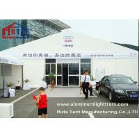 China White PVC Marquee Party Tent , Fold Up Marquee Outdoor Covered Gazebo Durable wholesale