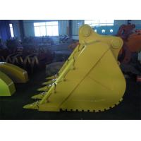 China Professional DH380 Excavator Rock Bucket , Heavy Equipment Buckets wholesale