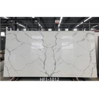 China 2019 New Customized Calacatta Quartz Countertop wholesale