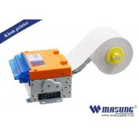 China Auto Cutter Kiosk Thermal Printer Compact Footprint 80 / 82.5 Mm Paper Width wholesale