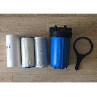 10 Inch Water Filter Housing  Polypropylene Big Blue Jumbo Blue with Air Release
