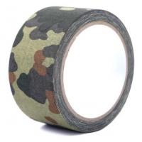 China Multi design camouflage cloth adhesive duct tape for outdoors,Camouflage Casting Butyl Tape,Camo Outdoor Camouflage Tape wholesale