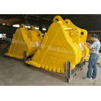 China Rock bucket for Hitachi Excavator EX1200 with 5.0cbm use for Mining wholesale