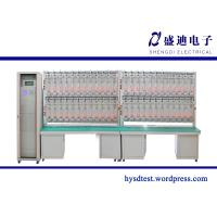 China 48 Seats Single Phase Electronic Energy Meter Test Bench on sale