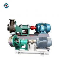 China Stainless Steel Horizontal Centrifugal Pump Corrosion - Resistant Acid - Proof wholesale