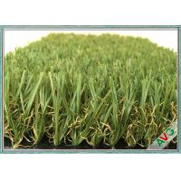 China Good Drainage Anti Mold Indoor Synthetic Turf / Plastic Grass For House wholesale