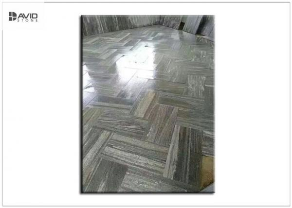 Quality Professional Polished Granite Floor And Wall Tiles Low Maintenance for sale