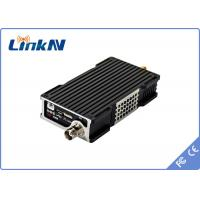 China Cofdm 15km H.264 Sdi Uav Video Transmitter Long Distance For Aerial Photography wholesale