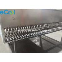 China Custom Size Fin And Tube Heat Exchanger For Common Used Refrigerants on sale