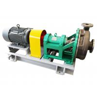 China Horizontal Axially Split Casing Centrifugal Chemical Pump High Efficient Single Stage wholesale