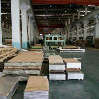 China ASTM A240 - 316Ti Cold Rolled Stainless Steel Sheet 0.4 - 3.0mm 316Ti SS Sheet wholesale