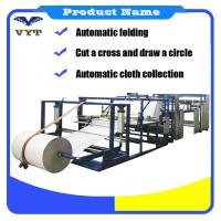 China New Design Automatic Bag Cutting Machine for PP Woven Bag fabric cutting machine wholesale