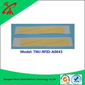 China UHF RFID sticker  860-960MHZ Customized rfid nfc tag / label / sticker wholesale