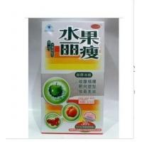 China Healthy and Effective Fruit Slimming Lishou Weight Loss Capsule Strong Version Slimming Capsule Healthy Fruit Slimming wholesale