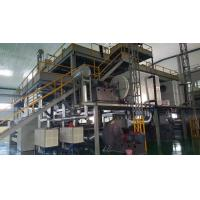 China Hygienic Material Medical Treatment Nonwoven Fabric Making Machine 2400mm Width on sale