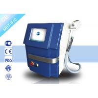 China 1064nm / 532nm Q Switched Nd Yag Laser Tattoo Removal Machine 1HZ ~ 10HZ wholesale