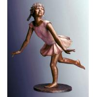 China Western casting Bronze Dancer figurine TPM-388 wholesale